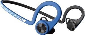 Plantronics BackBeat FIT Bleu Casque sport sans fil